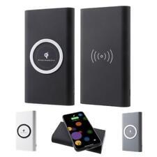 Qi Power Bank Wireless USB cargador bateria portátil externa Charger inalámbrico