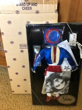 """Ashton Drake Mel Odom's Gene """"Stand Up And Cheer"""" Outfit - Nrfb and Coa"""