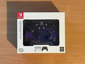 Nintendo Switch - Enhanced Wired Controller - Blue