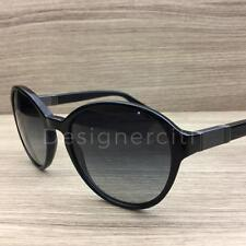 be4746ece9b Giorgio Armani 8006 Sunglasses Black Gunmetal 5017 8G Authentic 54mm