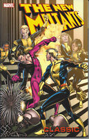 NEW MUTANTS CLASSIC VOLUME 6 TPB OOP (1st PRINT) X-Men Marvel 2011 NM- NM