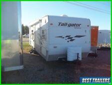 2004 Keystone tailgator Used toyhauler camper trailer motorcycle hauler
