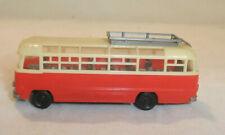 M.3/21 K Herr Ikarus 311 Dachgalerie Rot/Creme DDR 1:87 Auto Bus LKW Reisebus