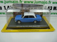 F Voiture 1/43 LEO model TAXIS DU MONDE : LADA VAZ 2101 - Addis Ababa 1980