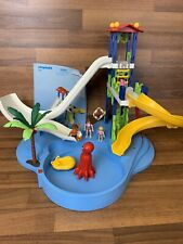 PLAYMOBIL 6669 Summer Fun Water Park with Slides Instructions