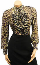 Blouse Polyester Vintage Tops & Shirts for Women