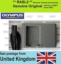 Genuina Original Olympus bcn-1 charger,bln-1 E-p5, Om-d E-m1, E-m5
