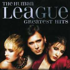 HUMAN LEAGUE / GREATEST HITS * NEW CD * NEU *