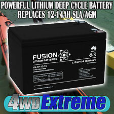 15AH BATTERY LITHIUM AGM SLA UPS SCOOTER POWER PACK THUMPER JUMP ELECTRIC CANOE