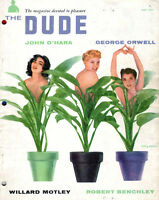 Dude Diane Webber GEORGE ORWELL Robert Benchley ZAHRA NORBO Wally Wood 1957