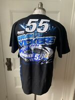 NASCAR Brian Vickers Racing T-Shirt Size Large Chase Authentics NWT