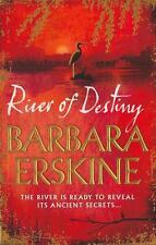 River Of Destiny von Barbara Erskine (2013, Taschenbuch)