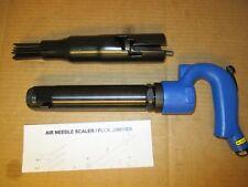 Pneumatic Scaling Hammer Paint Removal Tool JI-368NS Pistol Grip Scaler