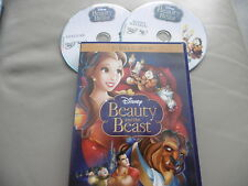 BEAUTY AND THE BEAST Clásica N º 30 2 DISCOS DVD PAL CERT U Música Eliminado
