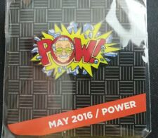 May 2016 Power Loot Crate DX Pin. Stan Lee