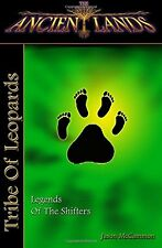 The Ancient Lands: Tribe of Leopards by Jason McCammon (Paperback)