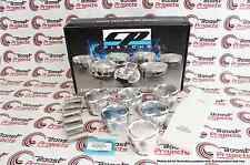 CP Forged Pistons for Hyundai Tiburon 2.7L Delta V6 Bore 87mm 9.0:1 CR SC7490