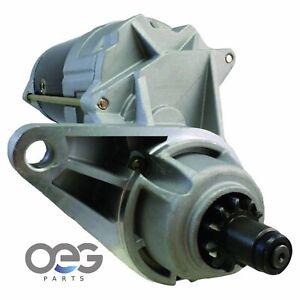 New Starter For Isuzu 4HE1 Engine 8-97207786-0 228000-7002 18407