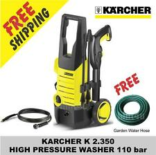 KARCHER K 2 . 350 HIGH PRESSURE WASHER