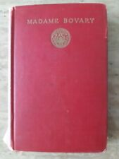 Vintage Madame Bovary by Flaubert, Gustave 1930 Scribner; French Series
