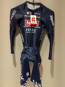 Alpecin Fenix Cycling Aero Skinsuit Size 2+ Small