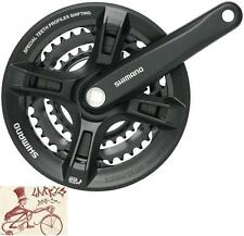 SHIMANO ALTUS M171 170MM 24T/34T/42T 6/7/8-SPEED MTB SQUARE TAPER BIKE CRANK