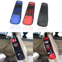 Car Van Boot Seat Kid Storage Organiser Bag Tidy Multi Side Pocket Storage Pouch