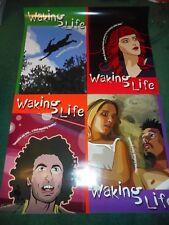 Waking Life - Original Ss Rolled Poster - Richard Linklater - 2001