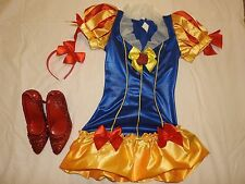 sexy snow white costume with shoes!