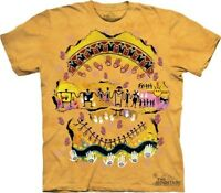 We Are All Related T-Shirt by The Mountain. Native American Southwest S-5XL NEW