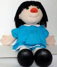 "Big Comfy Couch Plush Molly Doll 30"" Huge 1995"