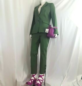 Banana Republic Army Green Two Piece Suit - size 8 - 10