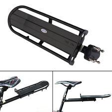 1x Bicicletas Ciclismo MTB Bike Rear rack portaequipajes bracket seat post PO