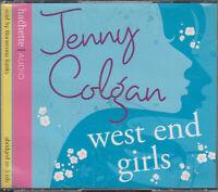 Jenny Colgan West End Girls 3CD Audio Book Abridged Morwenna Banks FASTPOST