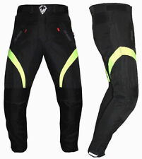 Pantaloni Impermeabile Moto Imbottitura Termica Estraibile Traspirante Tessuto