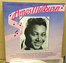 AMOS MILBURN Chicken Shack Boogie 1978 UK vinyl LP  EXCELLENT CONDITION
