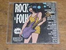STOOGES - RICKIE LEE JONES - THE FALL - ULTRA ORANGE !!!!! RARE CD!!!!!!!!