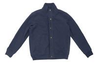 North Coast Mens Size M Cotton Blend Blue Jacket