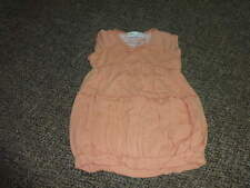 BOUTIQUE LUNA LUNA COPENHAGEN 6-12 ORANGE DRESS
