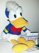 PAPERINO DONALD DUCK PLUSH DISNEY STORE 23Cm. Peluche Toy Topolino Mickey Mouse