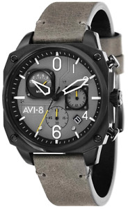 AVI-8 Men's Hawker Hunter 45mm Quartz Watch AV-4052-03