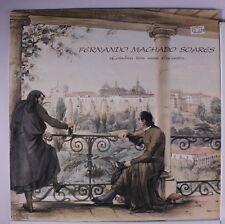 FERNANDO MACHADO SOARES: Coimbra Tem Mais Encanto LP (Portugal, '86, autograph