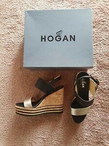 Scarpe da donna zeppe Hogan