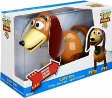 Disney Pixar Toy Story 4 Slinky Dog Kid Boy Child Baby Toddler PVC Doll Pull Toy