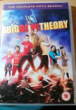 The Big Bang Theory - Season 5 DVD 2012