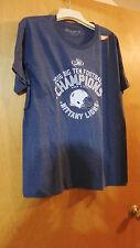 "Penn State Nittany Lions Football  ""BIG 10""  Soft T Shirt  (sz XL)"