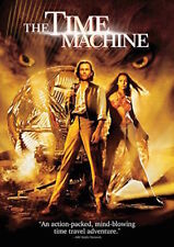 THE TIME MACHINE DVD - SINGLE DISC EDITION - NEW UNOPENED - GUY PEARCE