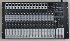 GTD Audio 16 Ch USB Digital Karaoke Mixer Bluetooth Live Studio Audio Mixer K-18