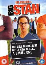BIG STAN Movie POSTER 27x40 UK Rob Schneider David Carradine Jennifer Morrison