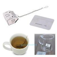 Stainless Steel House Shape Tea Infuser Loose Leaf Tea Strainer Filter Tool